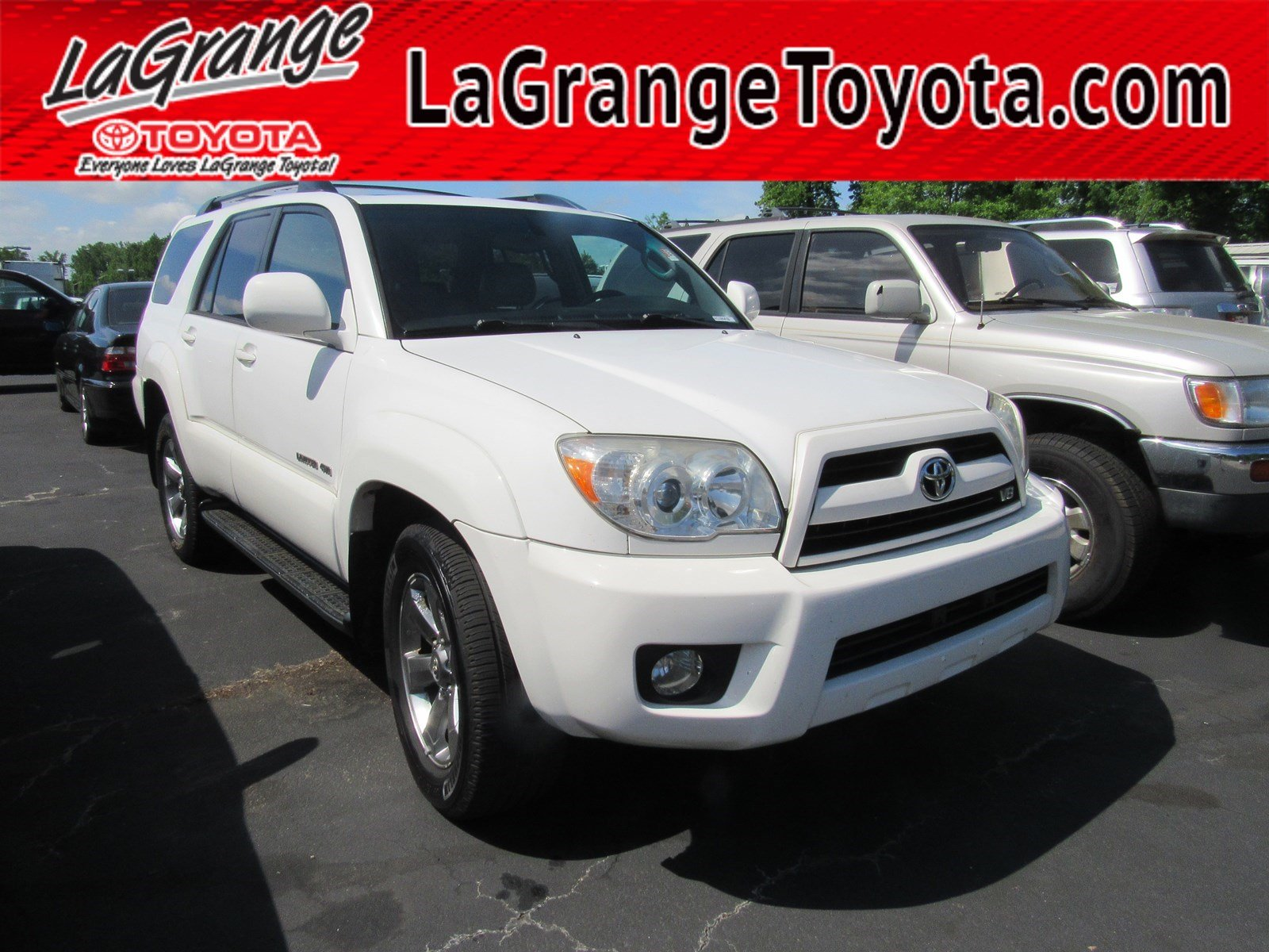 Pre Owned 2006 Toyota 4runner 4dr Limited V8 Auto 4wd