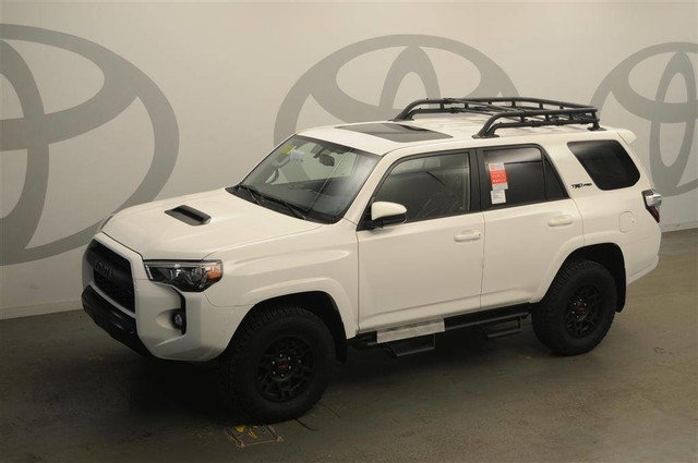 New 2019 Toyota 4runner Trd Pro 4wd Suv In Lagrange N9081