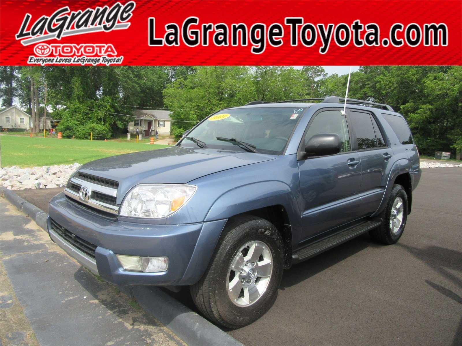 Pre Owned Toyota Auto Suv In Lagrange