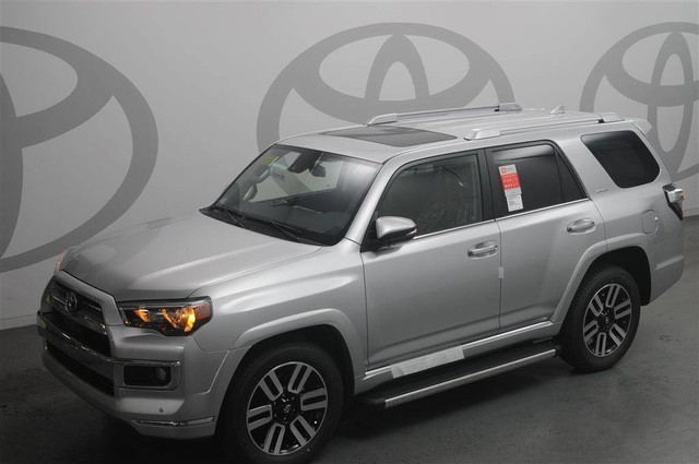 New 2020 Toyota 4Runner Limited 2WD (Natl)