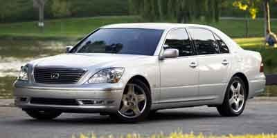 Pre-Owned 2004 Lexus LS 430 4dr Sdn