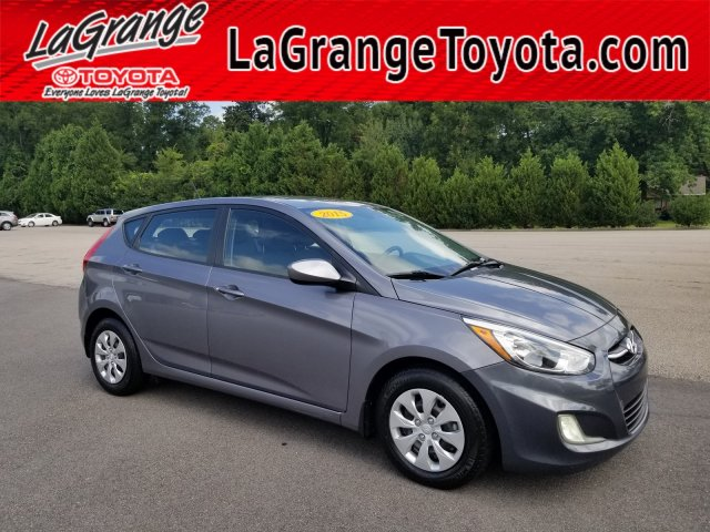 Pre-Owned 2015 Hyundai Accent 5dr HB Auto GS
