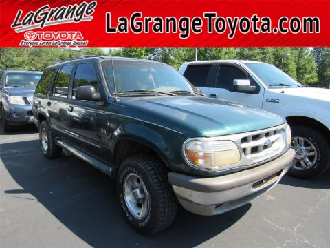 Pre-Owned 1996 Ford Explorer 4dr 112 WB XLT 4WD