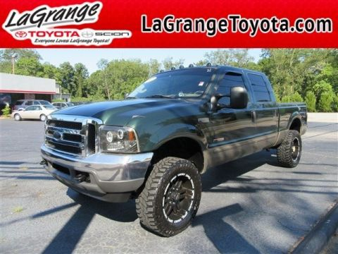 Pre-Owned 2003 Ford Super Duty F-250 Crew Cab 156 Lariat 4WD