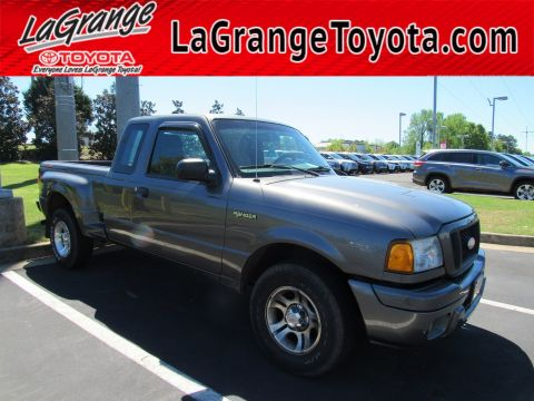Pre-Owned 2004 Ford Ranger 4dr Supercab 3.0L Edge Deluxe