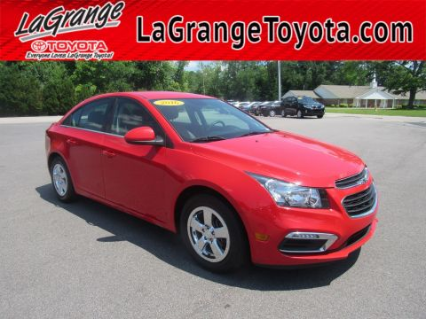Pre-Owned 2016 Chevrolet Cruze Limited 4dr Sdn Auto LT w/1LT