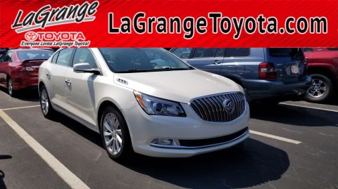 Pre-Owned 2014 Buick LaCrosse 4dr Sdn Leather FWD