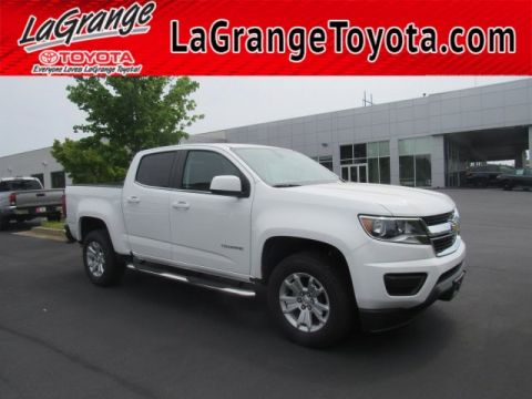 Pre-Owned 2019 Chevrolet Colorado 2WD Crew Cab 128.3 LT