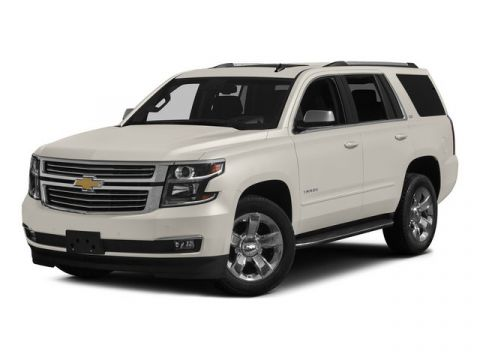 Pre-Owned 2015 Chevrolet Tahoe 2WD 4dr LTZ
