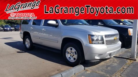 Pre-Owned 2012 Chevrolet Tahoe 4WD 4dr 1500 LT