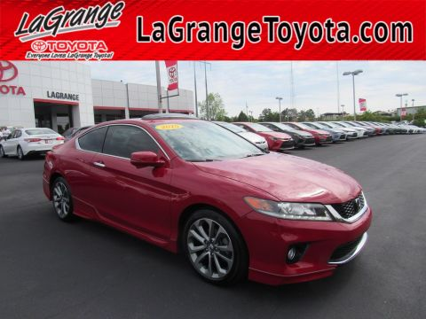 Pre-Owned 2015 Honda Accord Coupe 2dr V6 Auto EX-L