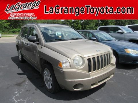 Pre-Owned 2009 Jeep Compass FWD 4dr Sport