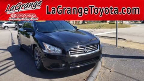 Pre-Owned 2014 Nissan Maxima 4dr Sdn 3.5 SV w/Sport Pkg