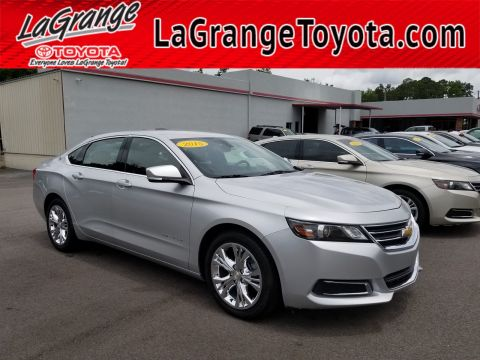 Pre-Owned 2015 Chevrolet Impala 4dr Sdn LT w/1LT