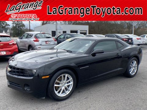 Pre-Owned 2013 Chevrolet Camaro 2dr Cpe LS w/2LS