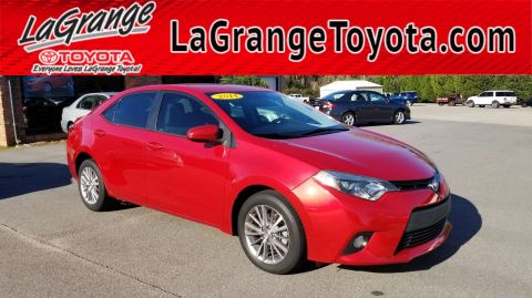 Pre-Owned 2014 Toyota Corolla 4dr Sdn Man L