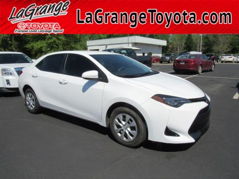 Pre-Owned 2017 Toyota Corolla L CVT