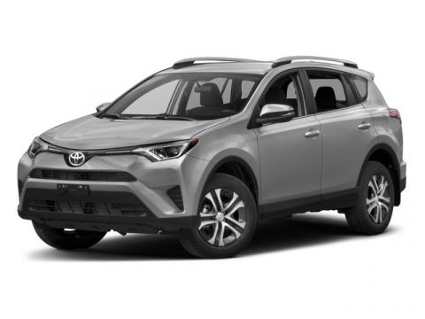 Pre-Owned 2017 Toyota RAV4 LE FWD