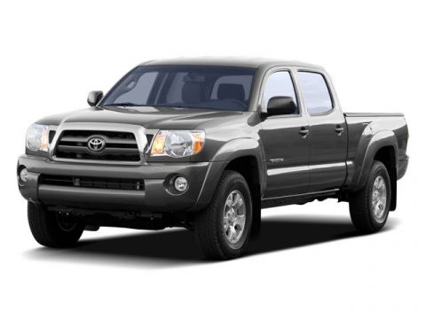 Pre-Owned 2009 Toyota Tacoma 2WD Double V6 AT PreRunner
