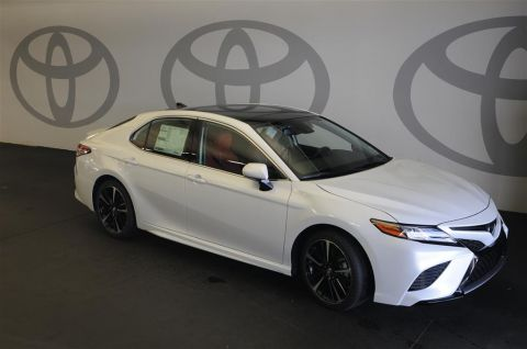 New 2019 Toyota Camry XSE Auto Front Wheel Drive 4dr Car