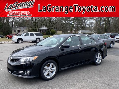 Pre-Owned 2014 Toyota Camry 4dr Sdn I4 Auto L (Natl) *Ltd Avail*