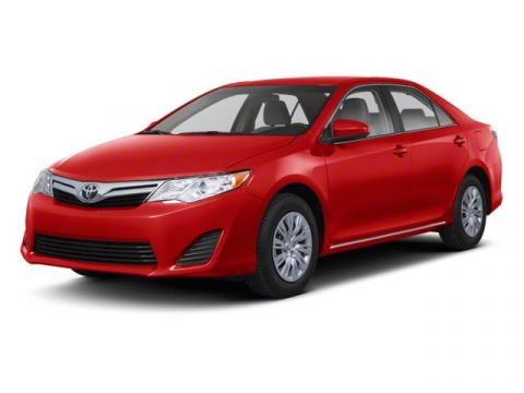 Pre-Owned 2012 Toyota Camry 4dr Sdn I4 Auto L
