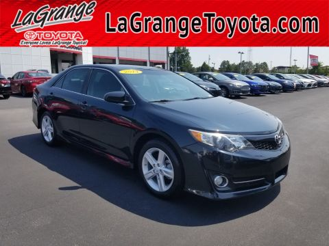 Pre-Owned 2014 Toyota Camry SE 2014.5 MY