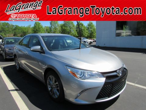 Pre-Owned 2015 Toyota Camry 4dr Sdn I4 Auto XLE