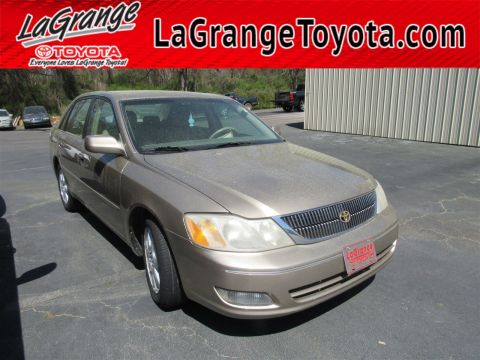 Pre-Owned 2000 Toyota Avalon 4dr Sdn XL w/Bucket Seats
