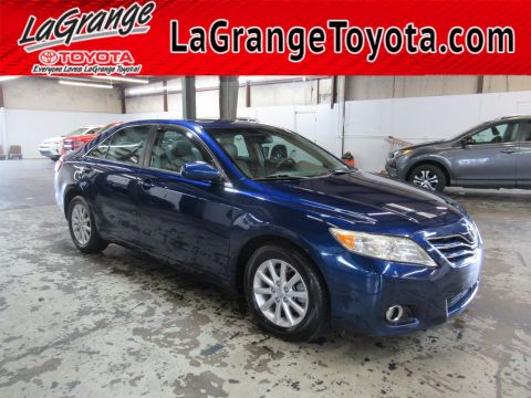 Pre-Owned 2011 Toyota Camry 4dr Sdn I4 Auto XLE