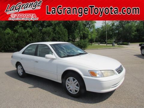 Pre-Owned 2000 Toyota Camry 4dr Sdn LE Auto