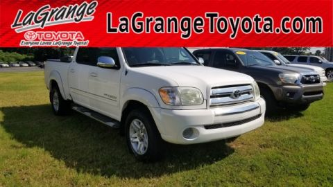 Pre-Owned 2006 Toyota Tundra DoubleCab V8 SR5