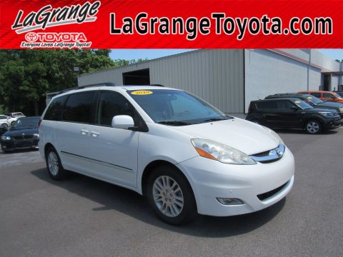Pre-Owned 2010 Toyota Sienna 5dr 7-Pass Van XLE FWD