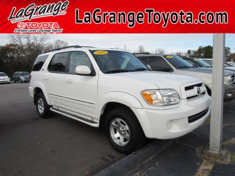 Pre-Owned 2007 Toyota Sequoia 2WD 4dr SR5