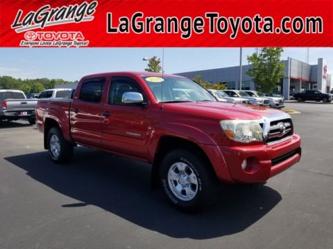 Pre-Owned 2010 Toyota Tacoma 4WD Double V6 MT