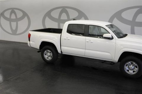 New 2019 Toyota Tacoma 2WD SR Double Cab 5' Bed I4 AT