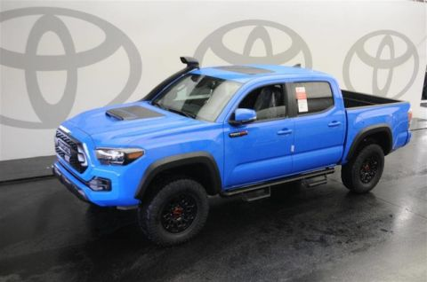 New 2019 Toyota Tacoma 4WD TRD Pro TRD Pro Double Cab 5' Bed V6 AT