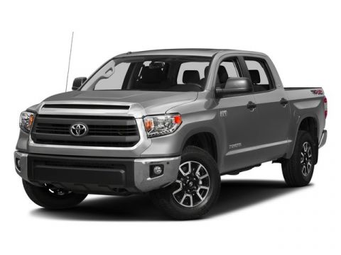 Pre-Owned 2016 Toyota Tundra 4WD Truck CrewMax 5.7L FFV V8 6-Spd AT SR5