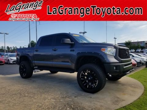 Pre-Owned 2016 Toyota Tundra 2WD Truck CrewMax 5.7L FFV V8 6-Spd AT SR5