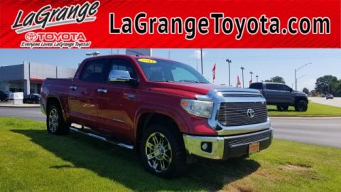 Pre-Owned 2014 Toyota Tundra 2WD Truck CrewMax 5.7L V8 6-Spd AT SR5