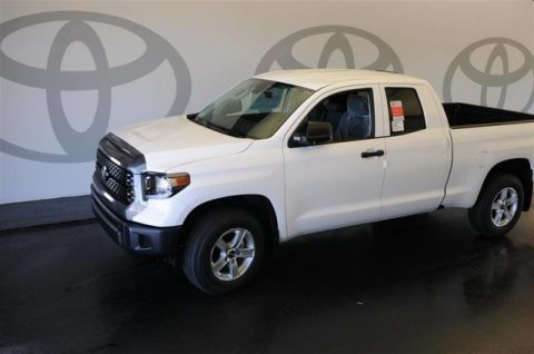 New 2019 Toyota Tundra 2WD SR Double Cab 6.5' Bed 4.6L