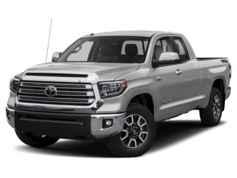 Pre-Owned 2019 Toyota Tundra 2WD SR Double Cab 6.5' Bed 5.7L