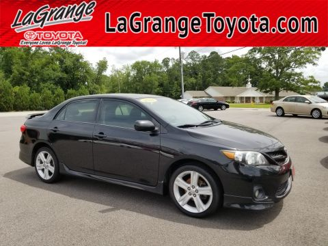 Pre-Owned 2013 Toyota Corolla 4dr Sdn Man L