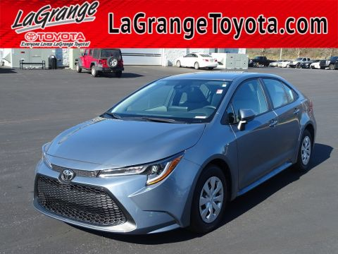 Pre-Owned 2020 Toyota Corolla L CVT