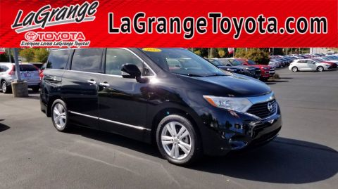 Pre-Owned 2015 Nissan Quest 4dr SL
