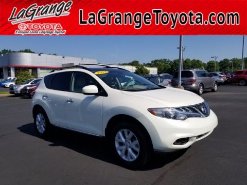 Pre-Owned 2011 Nissan Murano 2WD 4dr SL