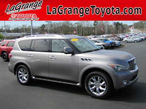 Pre-Owned 2011 INFINITI QX56 2WD 4dr 8-passenger