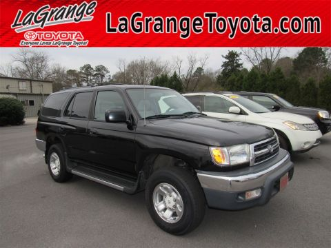 Pre-Owned 1999 Toyota 4Runner 4dr SR5 3.4L Auto