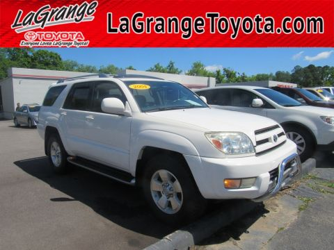 Pre-Owned 2004 Toyota 4Runner 4dr Limited V6 Auto 4WD