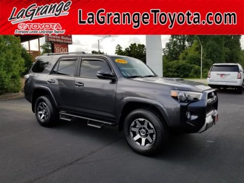 Pre-Owned 2019 Toyota 4Runner TRD Off Road Premium 4WD